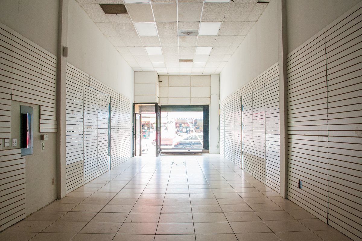 Storefront listing Entire Retail Space in the Heart of Downtown Los Angeles Fashion District in Fashion District, Los Angeles, United States.
