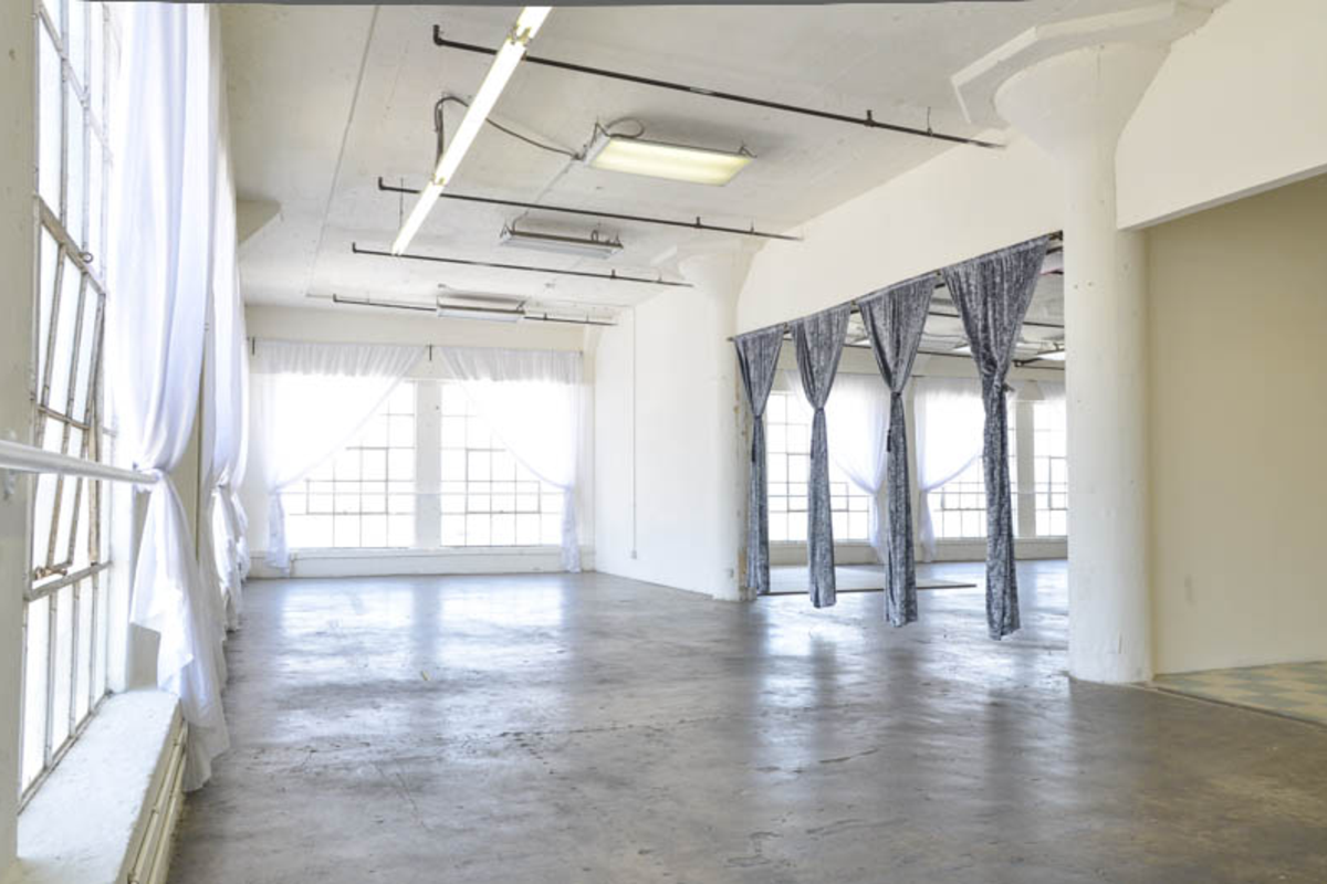 Storefront listing Studio in DTLA Fashion District in Fashion District, Los Angeles, United States.