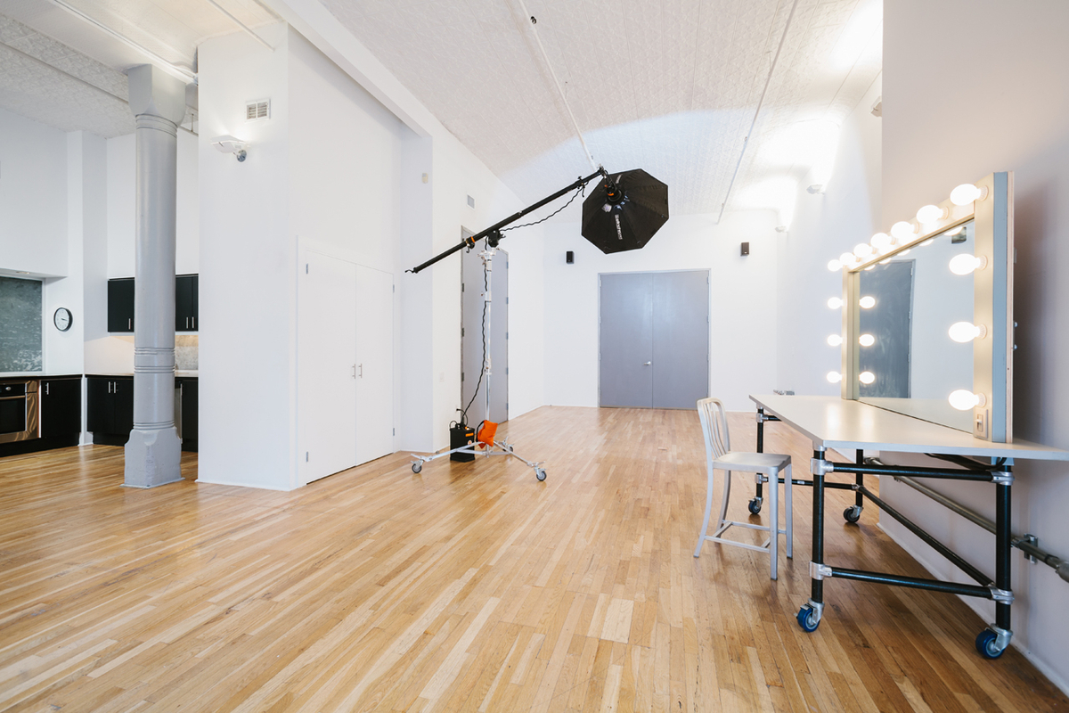 Storefront listing Premium Studio in Lovely NoHo in East Village, New York, United States.