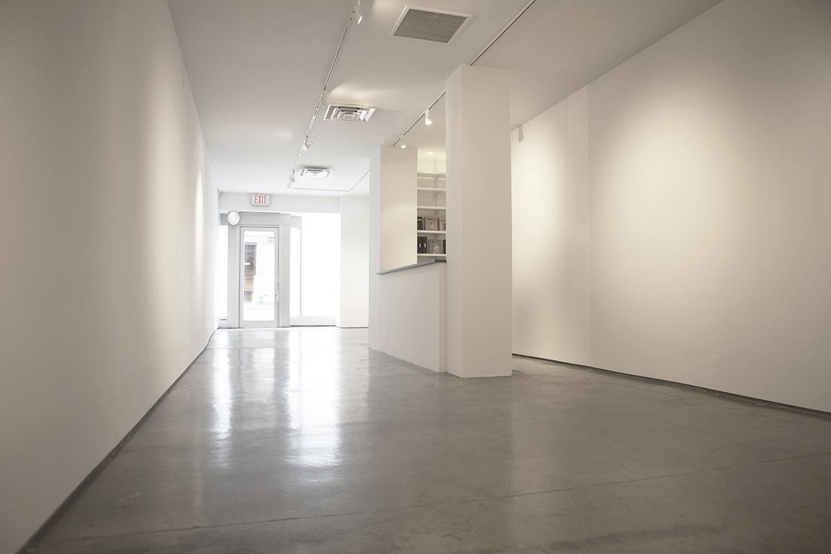 Espace Storefront Gallery on Ground floor dans Chelsea, New York, United States.