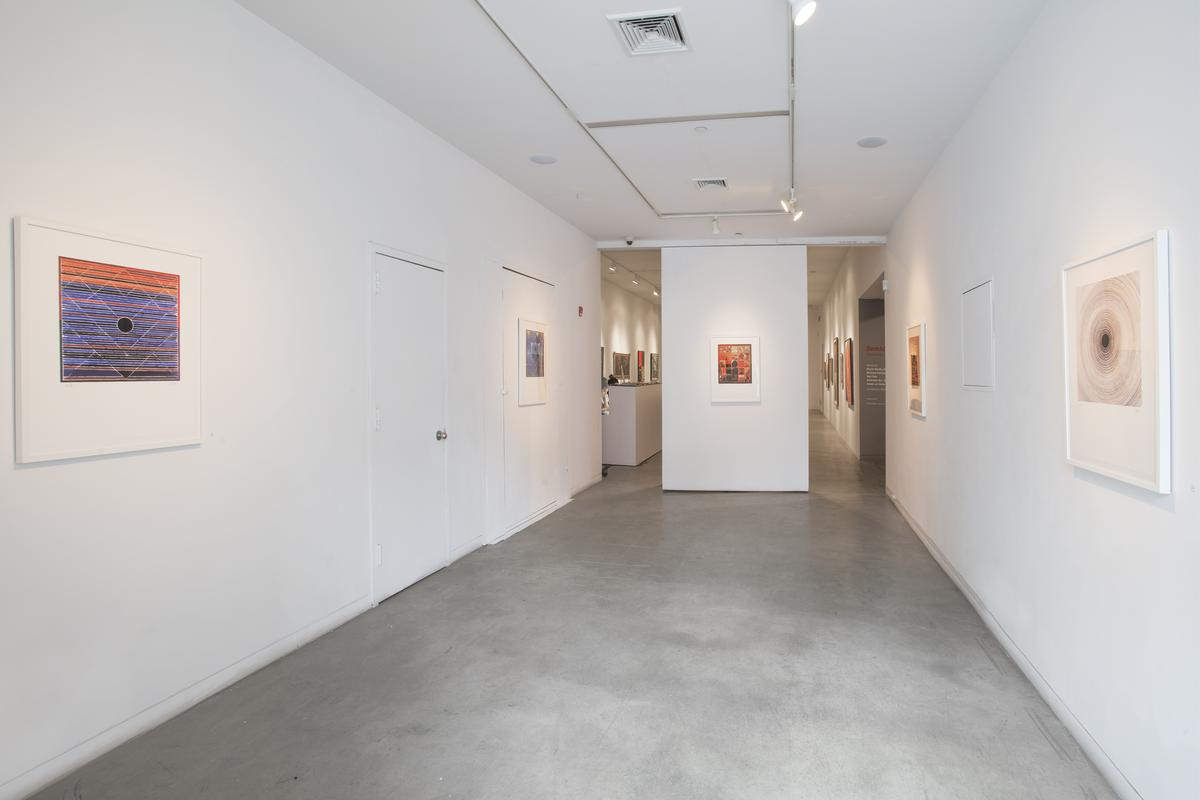 Storefront listing Bright Gallery Space in Noho in East Village, New York, United States.