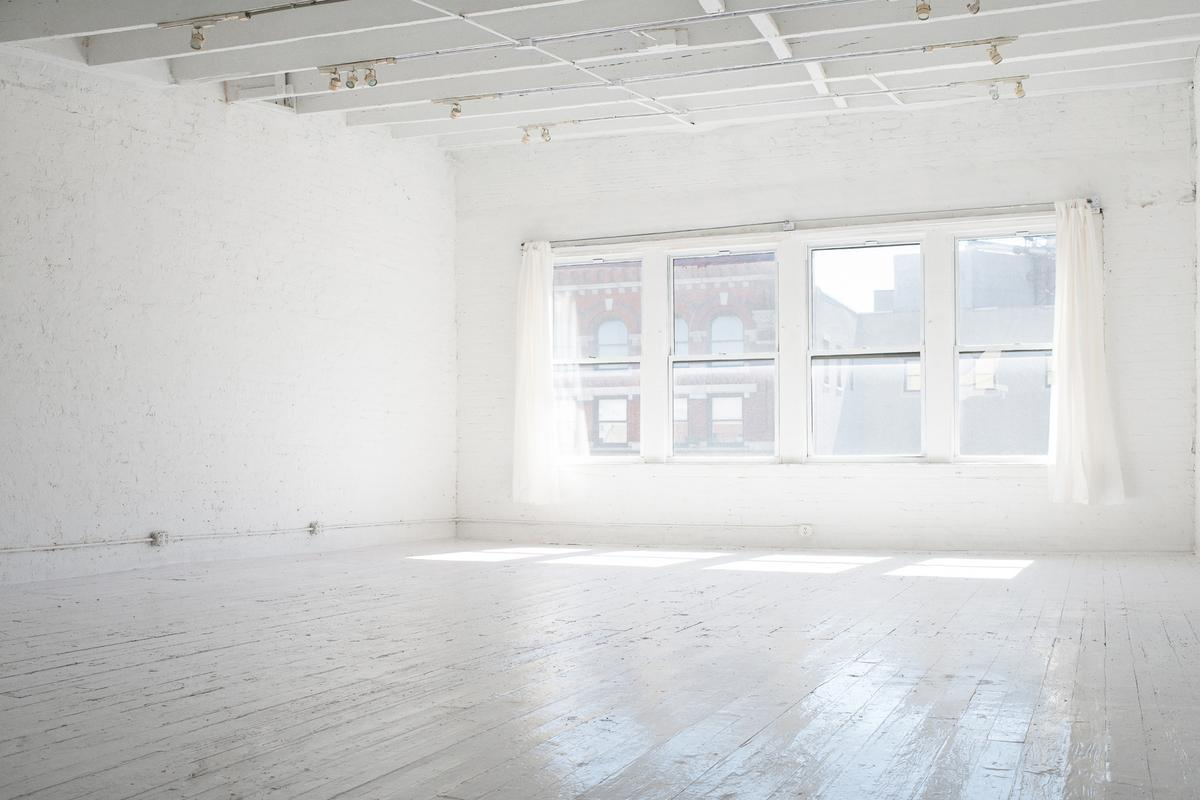 Storefront listing Bright Loft Studio in Chinatown in Chinatown, New York, United States.